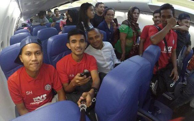 Skuat Persiraja Bergeser ke Palembang