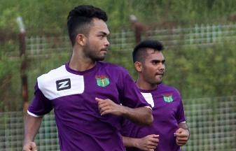 Jalwandi, gelandang asal Aceh jebolan Paraguay bermain untuk Persita