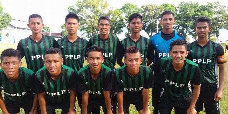 Skuat PPLP Aceh, juara Kejurnas di Maluku