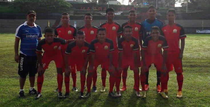 Skuat PPLP Aceh, juara Kejurnas di Maluku bersama pelatih Yusmahdi