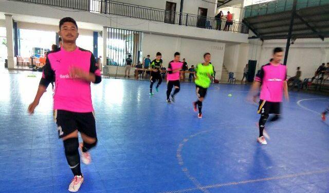 Skuat kutaraja FC latihan | Foto dok klub