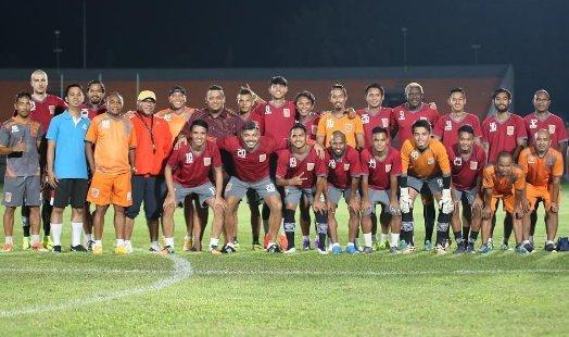 Skuat PBFC All Star