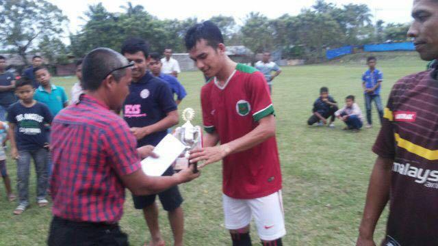 Maretha Uqbah, gelandang bertahan Darul Ulum FC