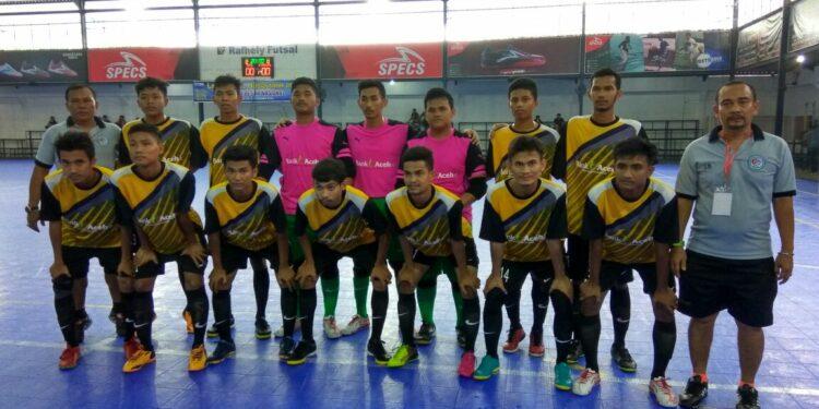 Skuad Kuataraja FC. Foto: Dok Pribadi