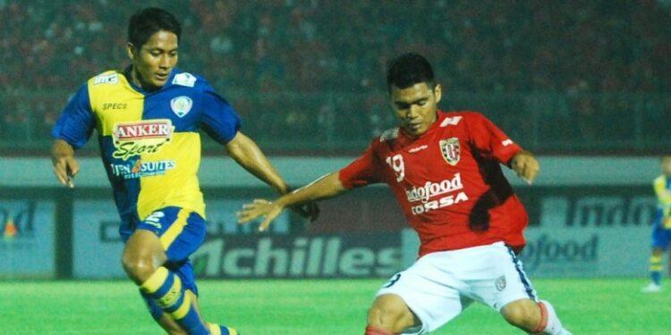Hendra Sandi saat di Bali United | Foto: juara.net