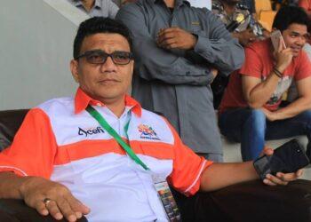 Presiden Aceh United HM Zaini Yusuf | Foto: Arief Khairullah