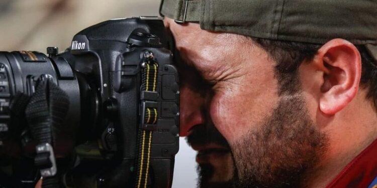 Sedihnya fotografer Irak | twitter