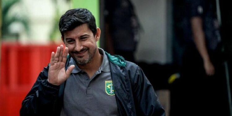 Angle Alfredo Vera memilih klub Liga 1
