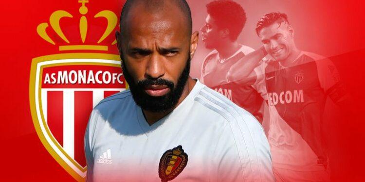 Henry mulai frustasi dengan AS Monaco