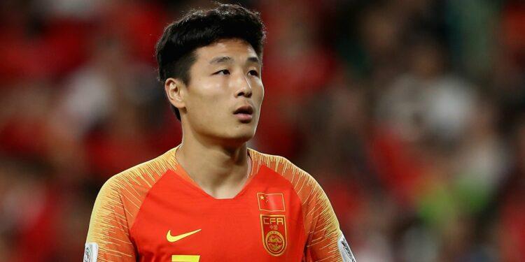 Wu Lei berlabuh ke Liga Spanyol   Photo: Internet