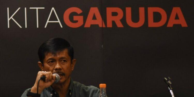 Indra Sjafri | Photo via antara