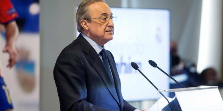 President of Real Madrid