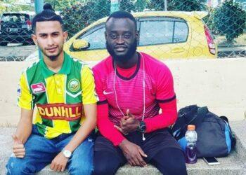 Nasrullah & Peter asal Nigeria pindah ke Pandora FC