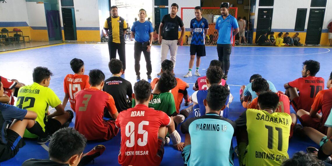 | Foto Ilustrasi seleksi Futsal Aceh