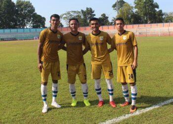 Empat pemain Aceh yang memperkuat Persib B; Anta, Faumi, Fani dan Reza | Photo Instagram