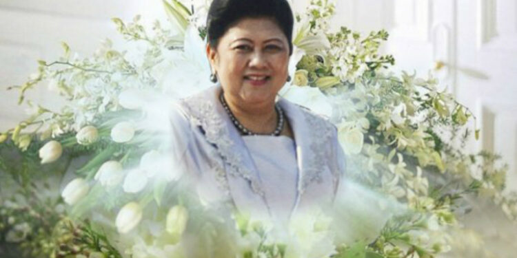 Ibu Negara Ani Yudhoyono