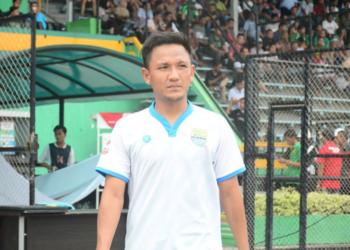 Faumi Syahreza dalam balutan Bandung United | Photo Instagram