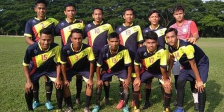 Skuat Tamiang United beberapa tahun lalu | Photo Official Team