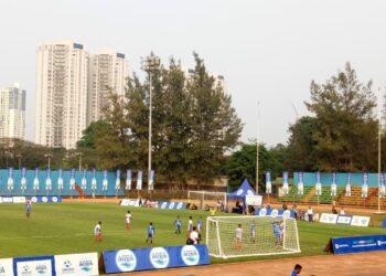 Suasana pertandingan final | Photo Dhani Beck