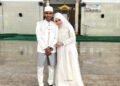 Fani Aulia bersama kekasih hati | Photo: Istimewa