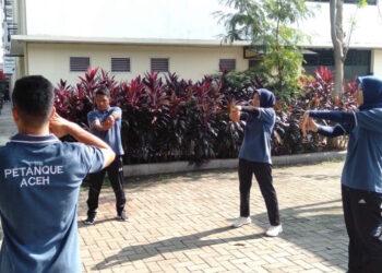 Atlet Petangue Aceh | Ilustrasi