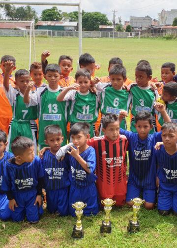 Tim juara Hananan Cup U-9 | Foto panitia
