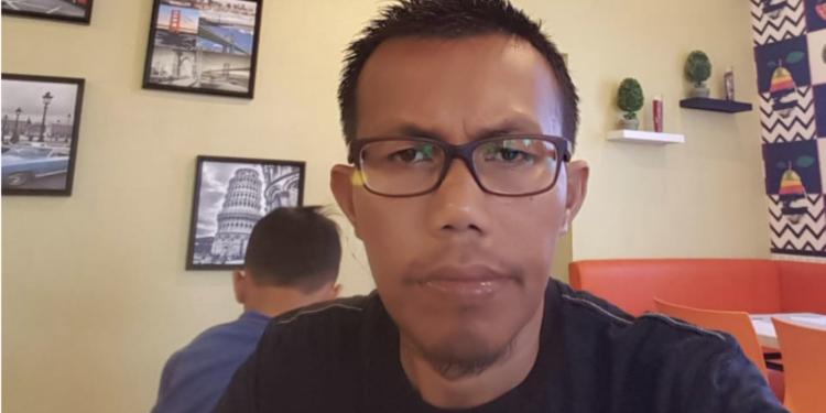 Manajer PSBL Langsa Ray Iskandar | Foto Ist