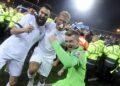 Pemain Finlandia selebrasi | Foto: UEFA