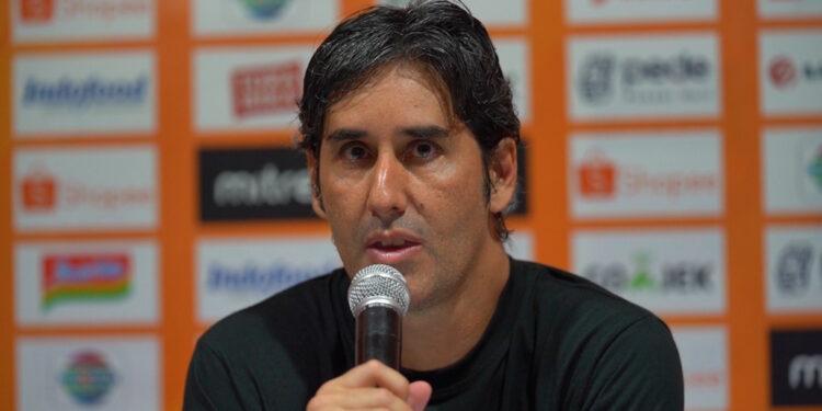 Stefano Cugurra, pelatih Bali United