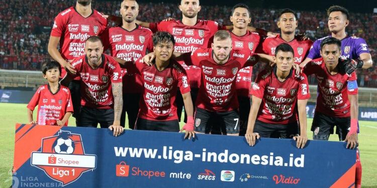 Skuat Bali United musim 2019