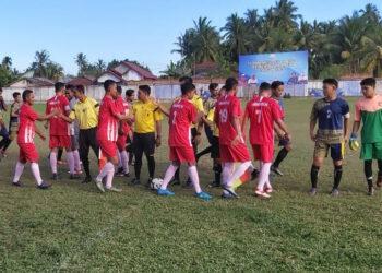 Ilustrasi Turnamen Piala Pemerintah Aceh