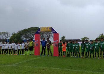 Suasana pembukaan Sabang Youth Cup