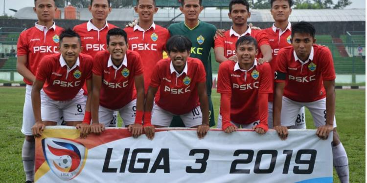 PSKC Cimahi gagal menghadang kesempurnaan Persijap Jepara   Foto via IG