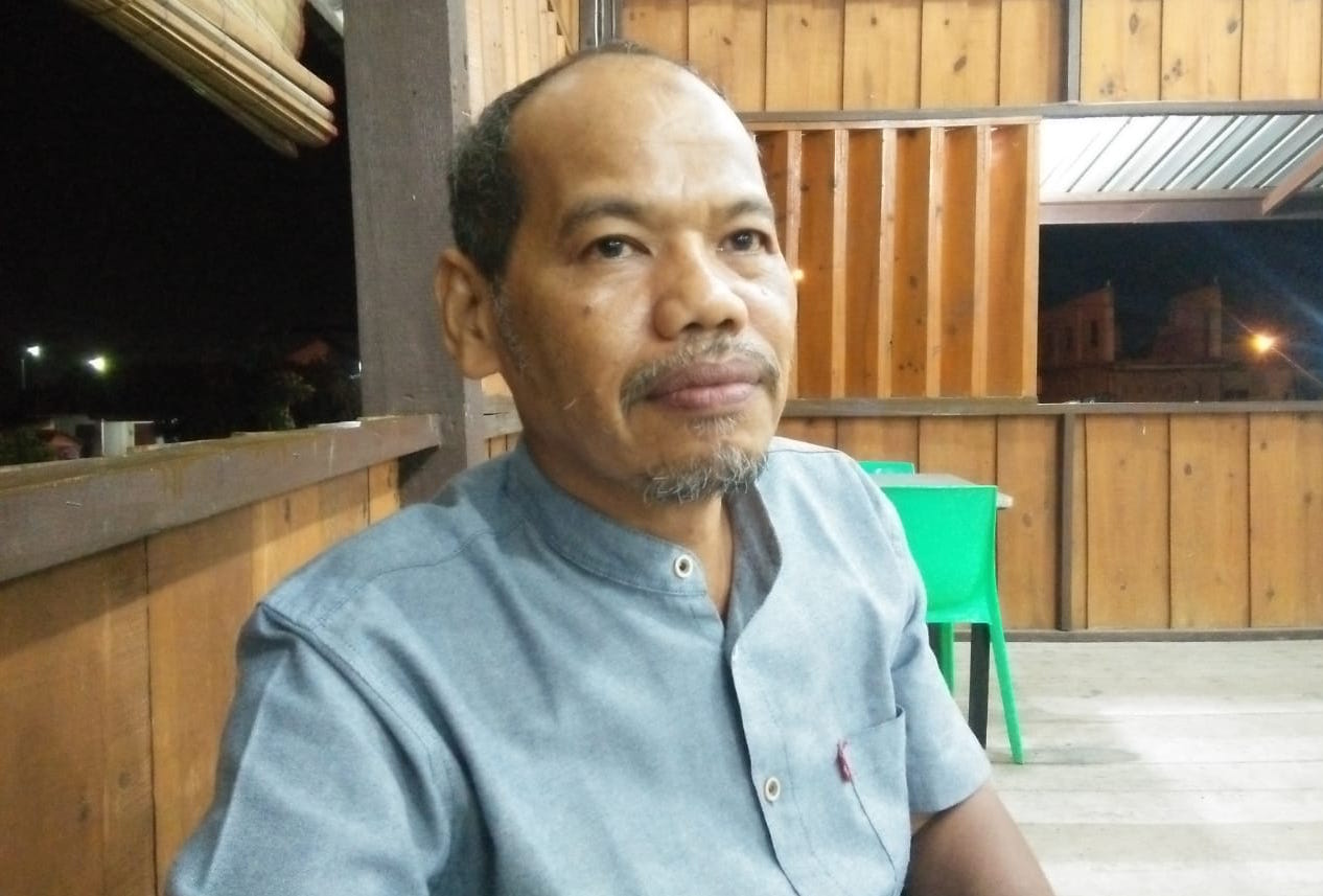 Sudirman Mansyur, WNP PNM, Ketua Harian Online Catur Arena (OCA) Aceh