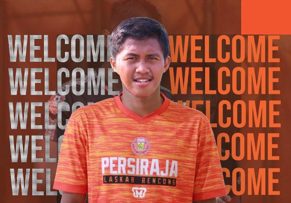 Ganjar Mukti bakal debut bersama Persiraja di Madura    Foto Instagram klub