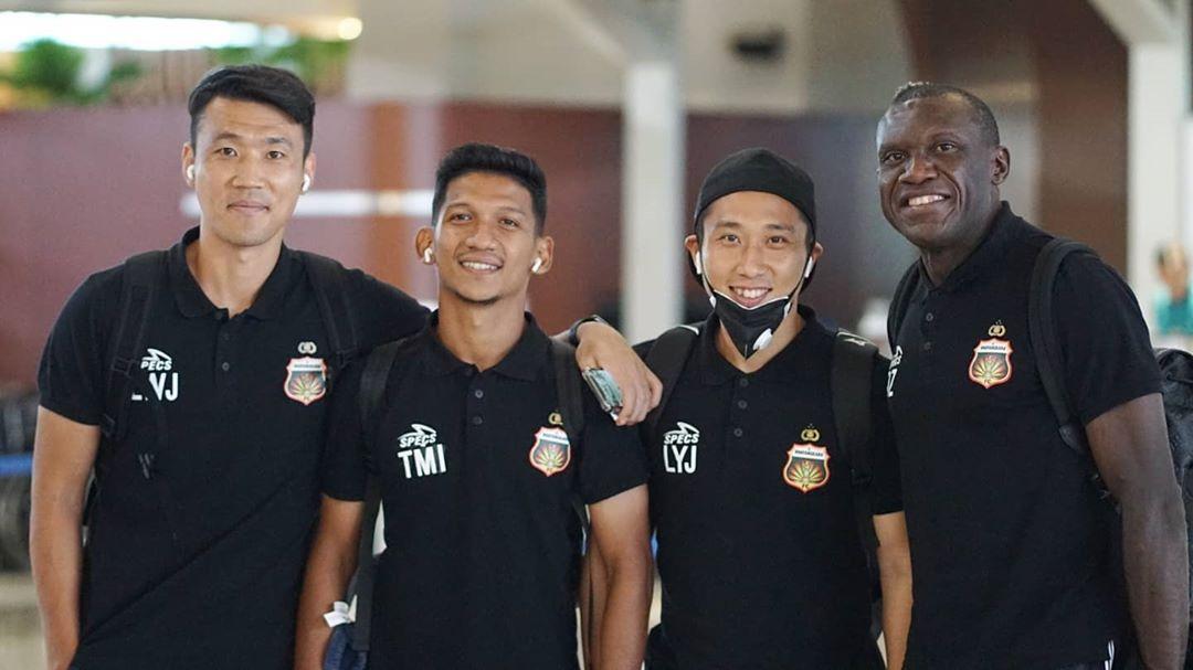 Pemain Aceh yang membela Bhayangkara FC TM Ichsan | Foto Instagram