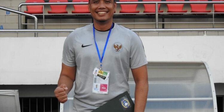 Sahari Gultom masuk staf pelatih Timnas | Foto Istimewa