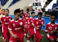 Pemain Indonesia saat DNC 2019 di Prancis