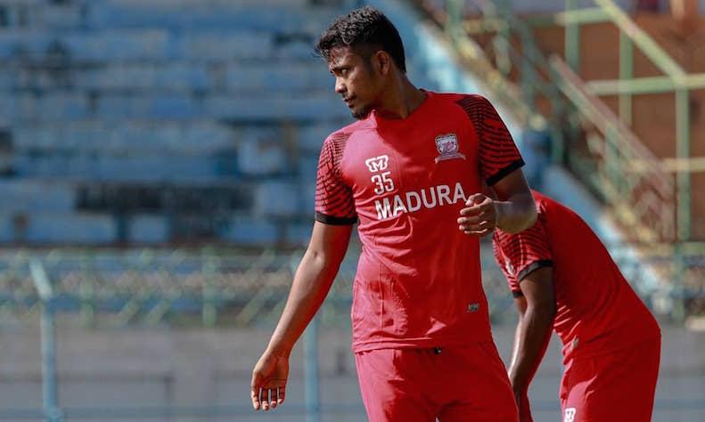 Zulfiandi, Madura United