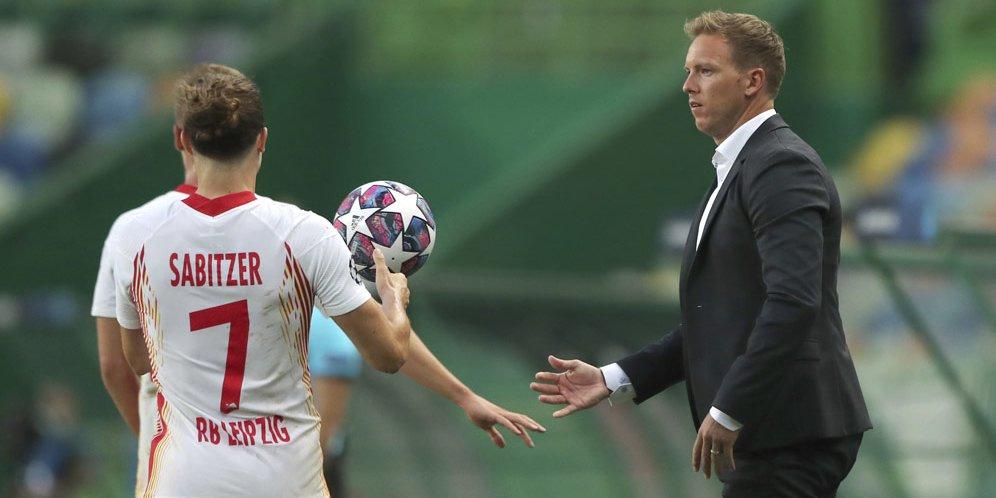 10 Manajer, Julian Nagelsmann, PSG, Liga Champions, Julian Nagelsmann