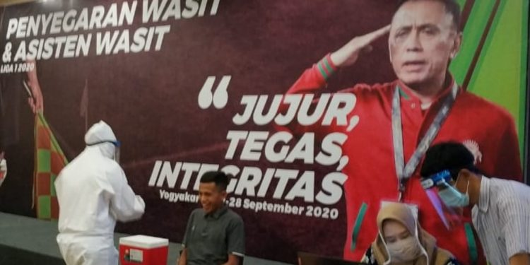 Foto Liga Indonesia