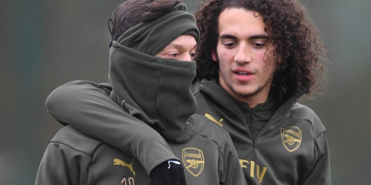 Mesut Oezil, Arsenal,