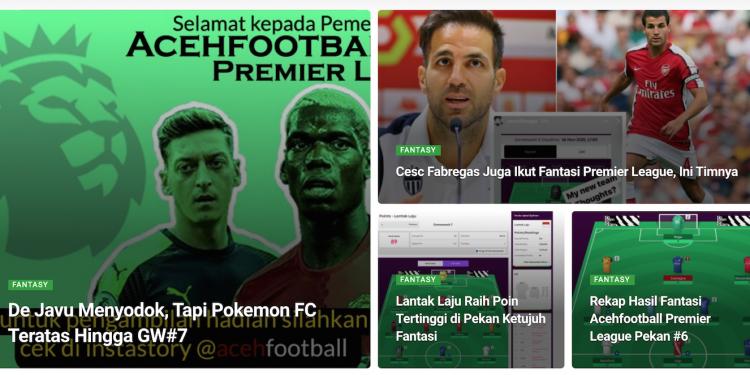 Fantasy Acehfootball