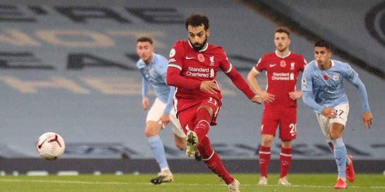 Mo Salah menambah ketat persaingan daftar top skor