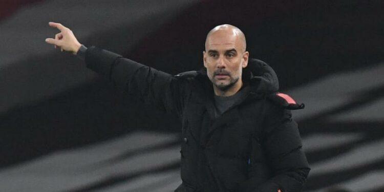 Manager Manchester City, Pep Guardiola, menilai gol dan kemenangan merupakan buah dari hasil kerja keras.