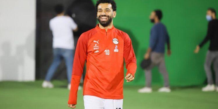 Mohamed Salah | Foto via Twitter