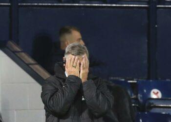 Manajer West Bromwich Albion Sam Allardyce
