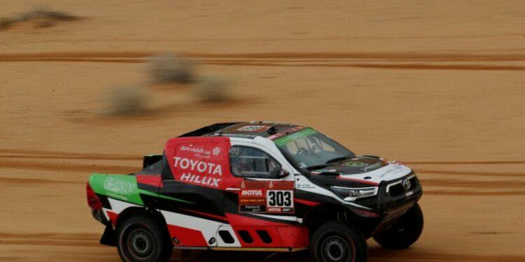 """Al-Rajhi kalahkan """"Mr Dakar"""" untuk klaim etape 7 Dakar"""
