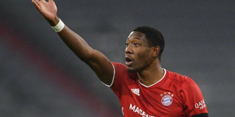 Alaba tegaskan performanya tidak terpengaruh situasinya di Bayern