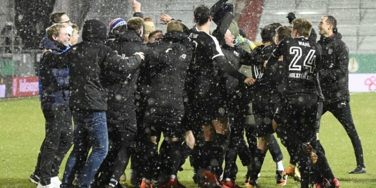 Bayern disingkirkan klub divisi dua Holstein Kiel dari Piala Jerman